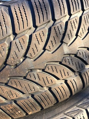 Bridgestone 205/60R16 opony zimowe + felgi