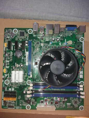 Płyta główna Acer z proscesorem i3 2120