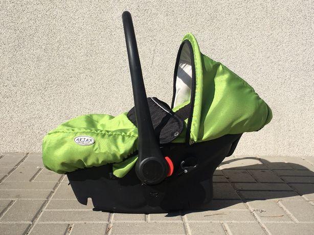 Nosidełko fotelik dla dzieci jak nowe AKJAX