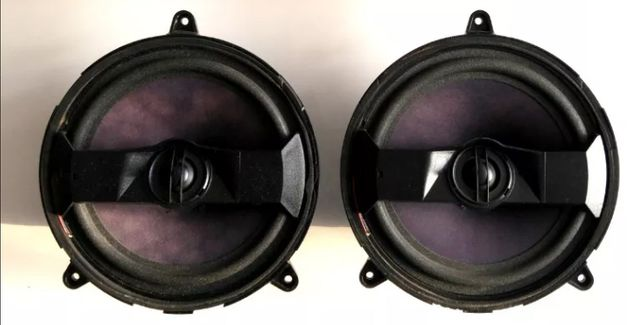 Głośniki Audi A4 B5 tył oryginalne 2 drożne