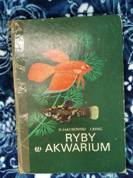 """""""Ryby akwariowe"""" Jakubowski Ring"""