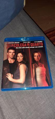 Blu-ray a colega do quarto