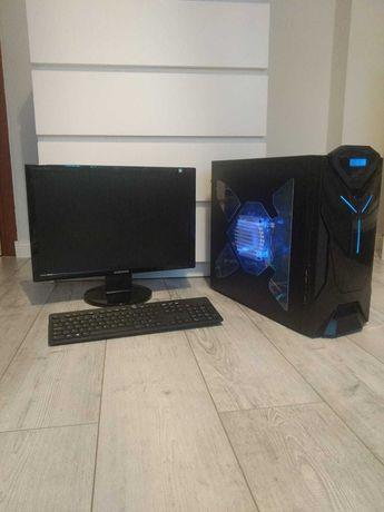Komputer PC Wiedzmin Intel i7 6700 8GB GeForce GTX 970 SSD gwaranc