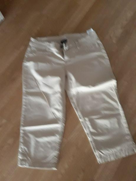 spodnie rybaczki capri jak nowe