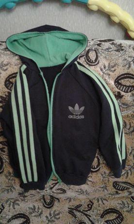 Спортивный костюм Adidas тройка на мальчика