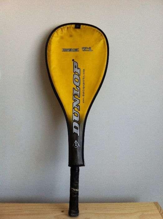 Raquete Squash Dunlop Santo Tirso, Couto (Santa Cristina E São Miguel) E Burgães - imagem 1