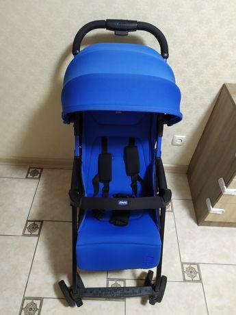 Коляска Chicco Ohlala синяя