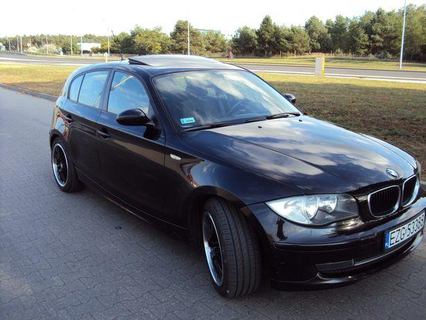 BMW seria 1 e 87 niski przebieg, bardzo zadbane