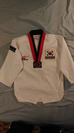 кимоно для подростка 120-160 для каратэ,айкидо и т. д. г. херсон