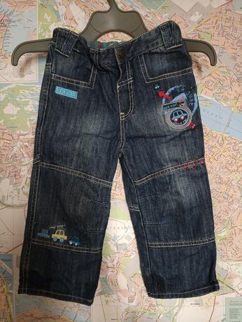 Детские джинсы на мальчика TU (12-18 мес.)