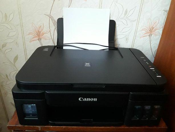МФУ canon g 4200