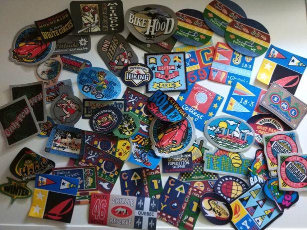 Patch / Emblemas / Aplicações termo adesivas - Motivos diversos