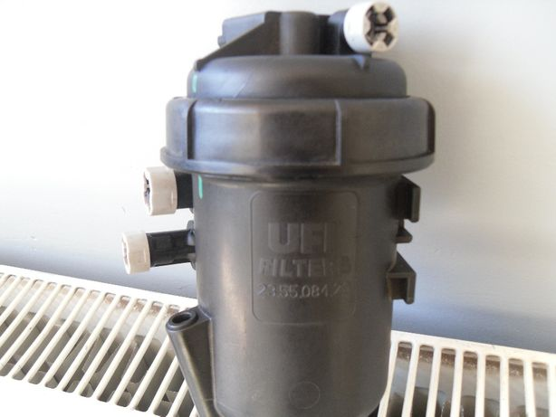 Obudowa filtra paliwa