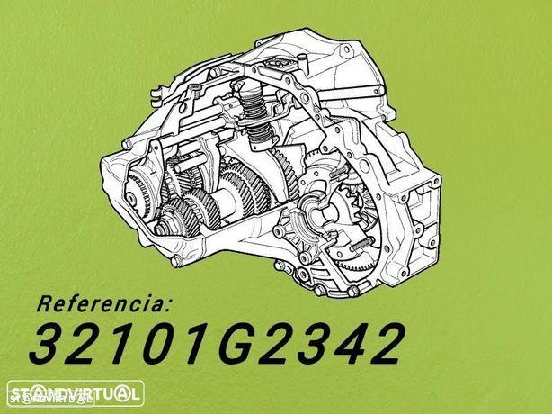 Caixa de Velocidades reconstruída NISSAN Terrano II 2.7 td de 2001