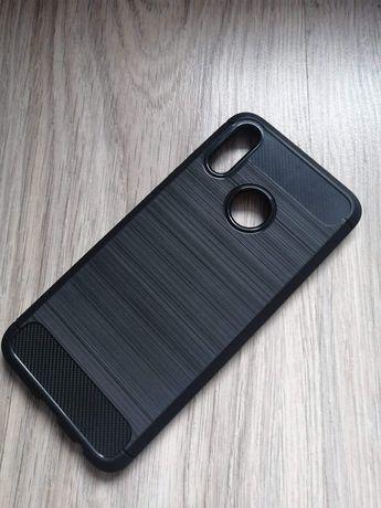 Etui na telefon+szķło hart.Huawei Psmart 2019