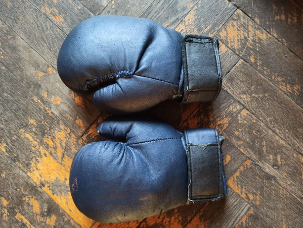 Перчатки боксерские подростковые