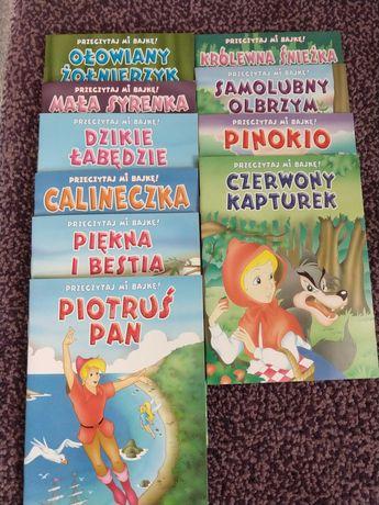 Książeczki dla dziecka pakiet
