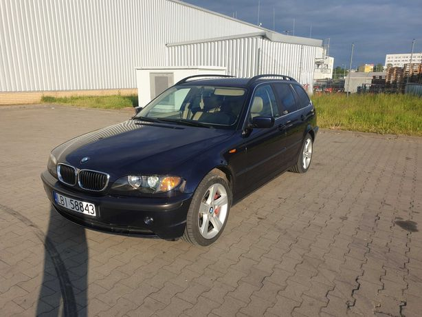 BMW  E46 330 XD M57N 2004KM