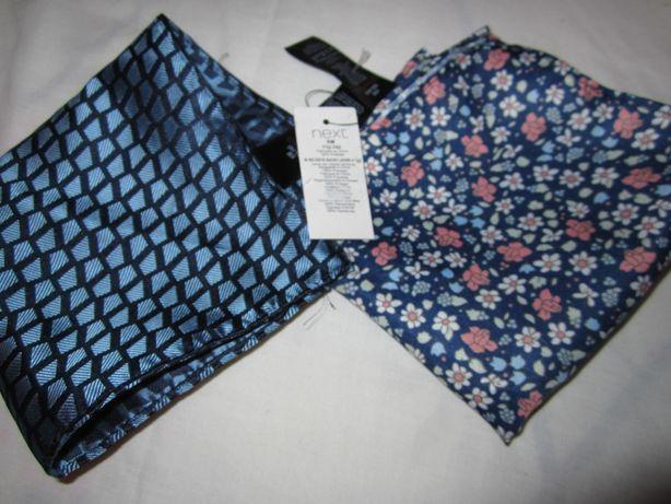 Комплект для пиджака 2 штуки(платочки). Англия NEXT