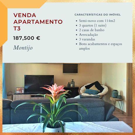 Excelente Apartamento T3, Montijo