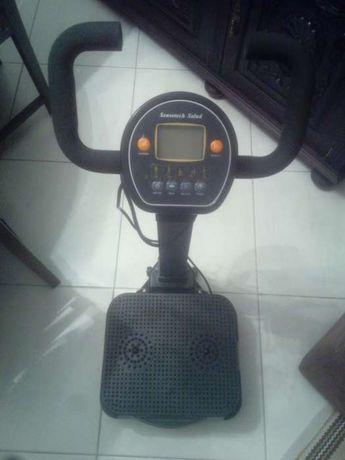 Máquina de manutenção Fitness Vibro Plate