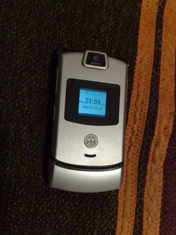 Motorola V3m CDMA