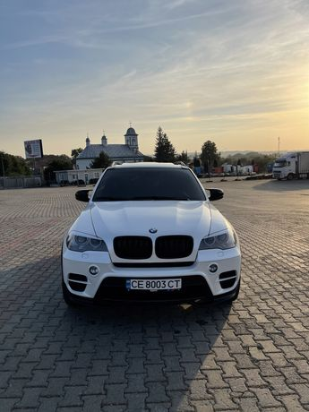 BMW X5 2012 хороший стан обью