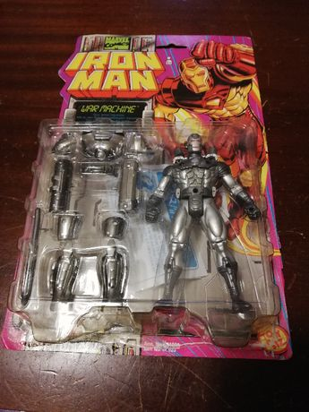 War Machine Toybiz 1996 Completo