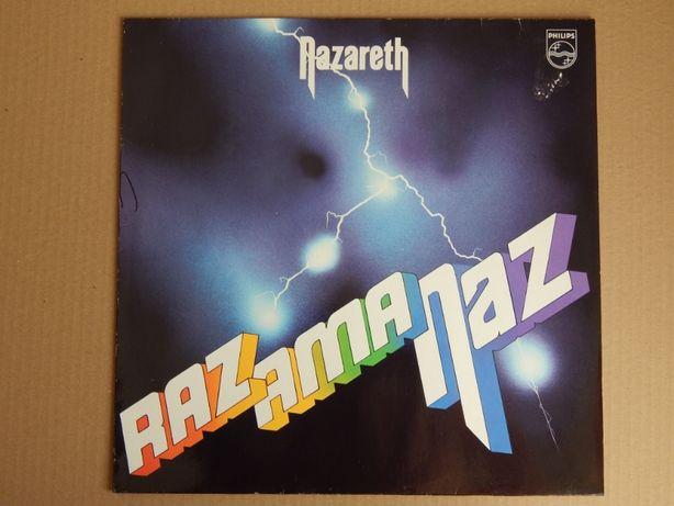 Nazareth – Razamanaz (Philips – 6303 085, Germany) EX+/NM-