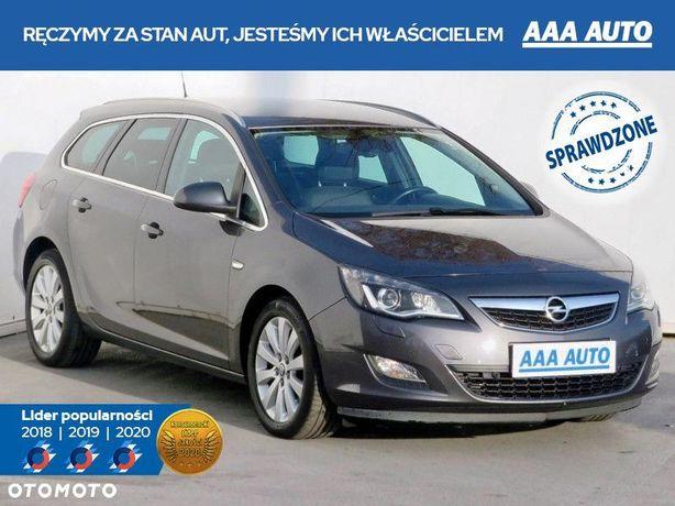 Opel Astra 1.6 T Innovation , 1. Właściciel, Serwis ASO, Skóra, Xenon, Bi-Xenon,