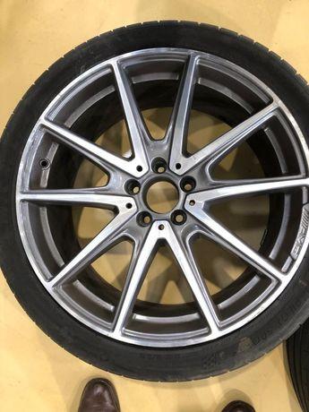 """Jantes Mercedes AMG 20"""" Originais"""