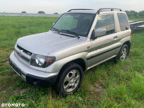 Mitsubishi Pajero Pinin Klimatyzacja.