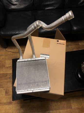 Радиатор печки NISSAN QASHQAI и X-Trail T31 ( оригинал )