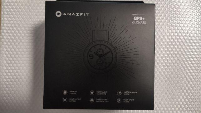 Смарт часы Xiaomi Amazfit GTR 47mm Aluminum alloy Smartwatch