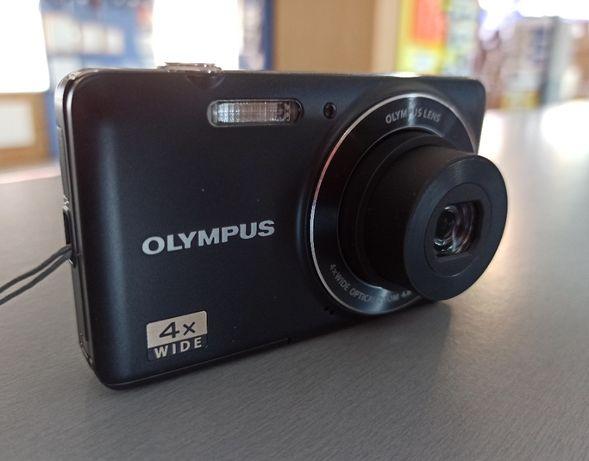 продам фотоаппарат б/у Olympus VG-150 Black + чехол в подарок