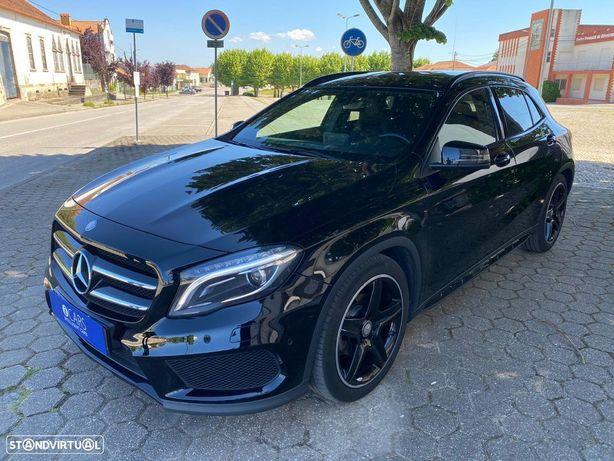 Mercedes-Benz GLA 180 CDi AMG Line Aut.