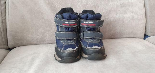 buty dziecięce 23 zimowe