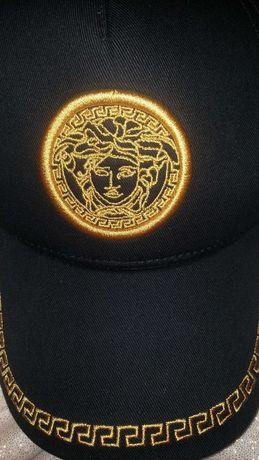 Czapka Versace