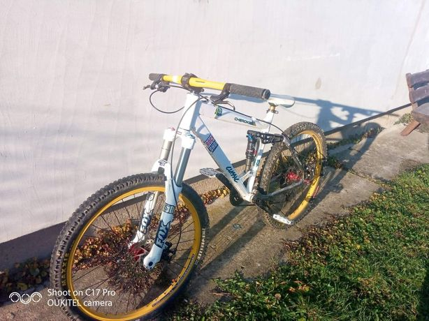 Rower full, enduro, dh, fr, dirt(Fox, dartmoor, shimano, sram)