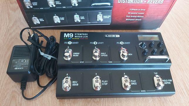 Line6 M9 Multiefekt Gitarowy