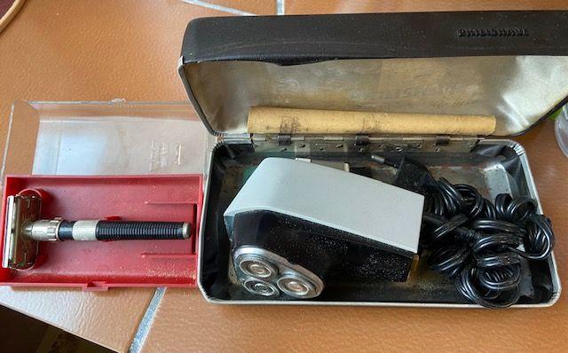 Oddam za darmo Philips Philishave stara maszynka do golenia typ HP1122