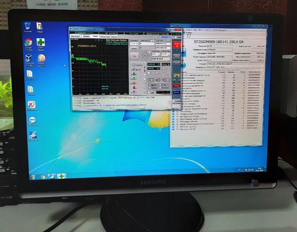 Продам монитор Samsung SyncMaster 226BW
