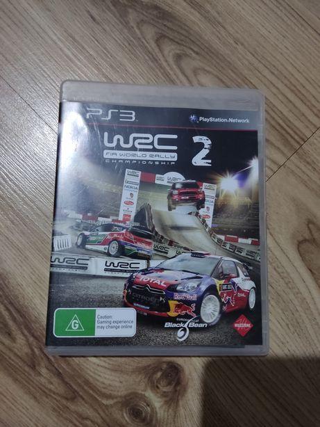 WRC 2 na konsolę PS3