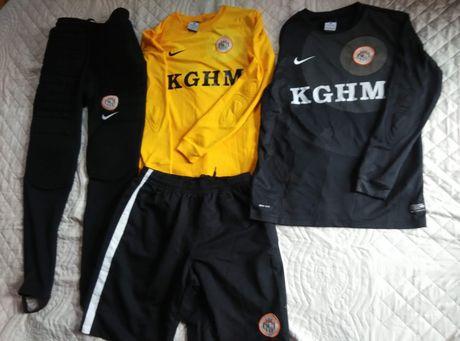 KGHM Naika dres zestaw rozmiar L młodzieżowy okazja