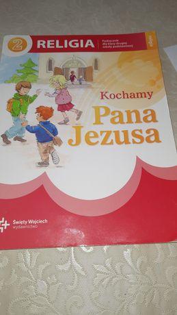 Podręcznik do Religi Kochamy Pana Jezusa