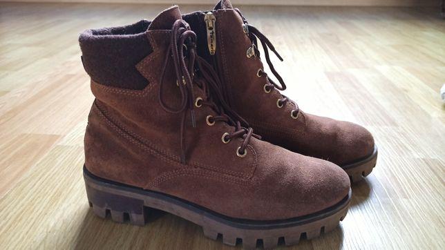 Осенние ботинки TAMARIS