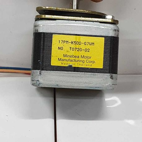silnik krokowy 17PM-K502-G7WM MINEBEA