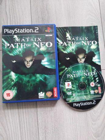 Gra Play Station 2 The Matrix Path Of Neo