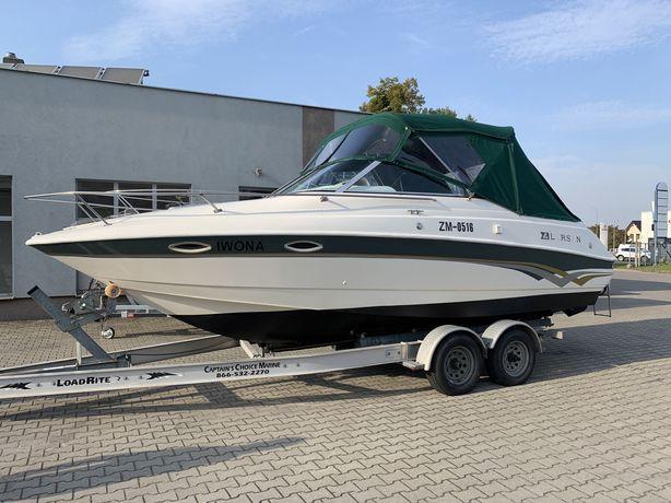 Jacht motorowy Larson 235 5,7 V8 260 KM 7,20m z przyczepą