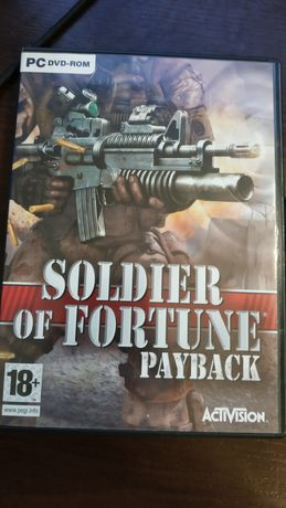 Soldier of Fortune Payback Activision